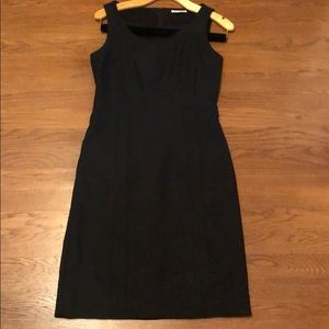 Black suit dress for work never worn